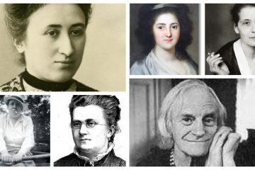 collage - women in berlin